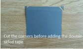 Photo 5 - cut corners